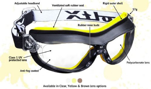 Defender Safety Goggles